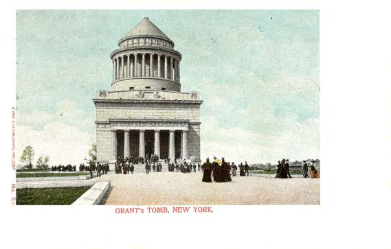 [Grant's Tomb, New York]