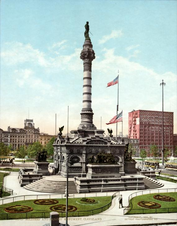 [Soldiers and Sailors Monument, Cleveland]