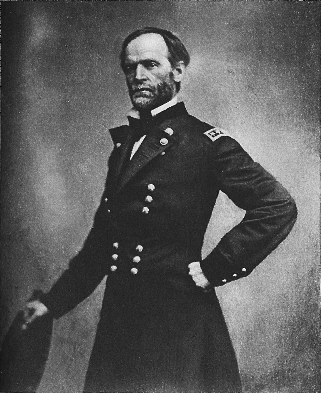 an analysis of the life of william tecumseh sherman and his march to the sea William tecumseh sherman's parents were charles robert sherman and mary hoyt sherman of lancaster, ohio the following link is to the what were the immediate and long term effects of general willian tecumseh sherman's march to the sea immediate - shock-and-awe on the part of.
