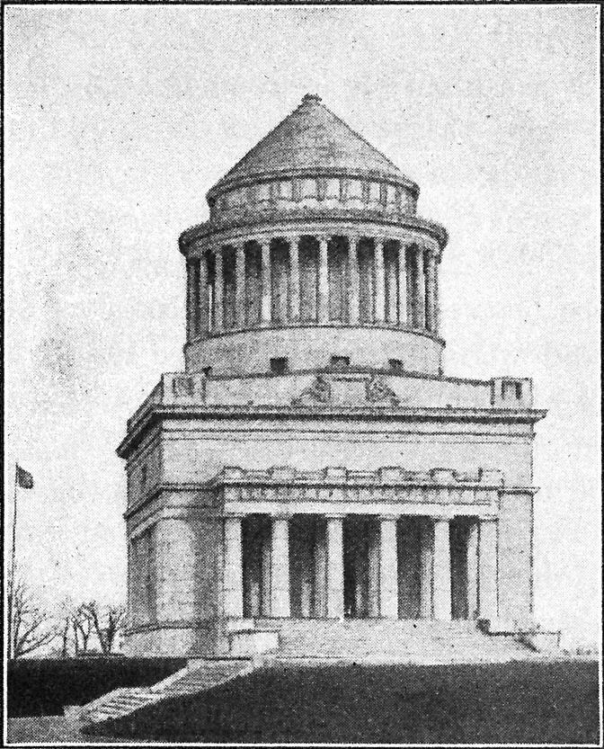 Grant's Tomb, New York.