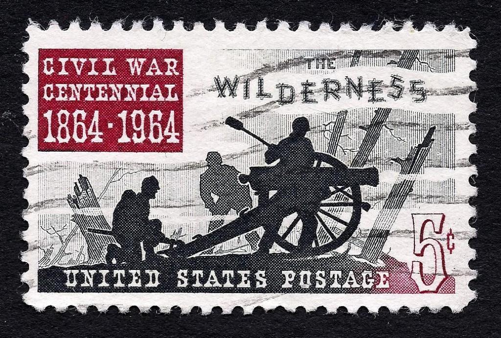 Wilderness stamp