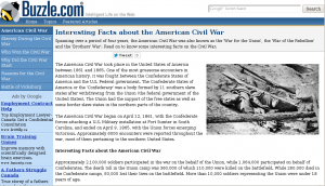 Interesting Facts about the American Civil War